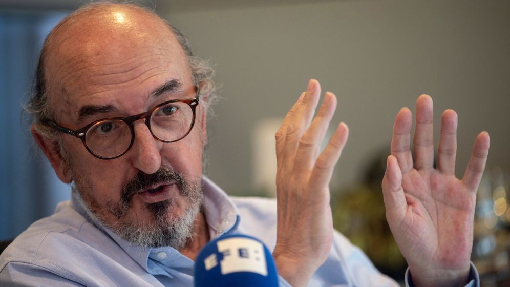 Foto: Jaume Roures, presidente del grupo audiovisual Mediapro. (EFE)