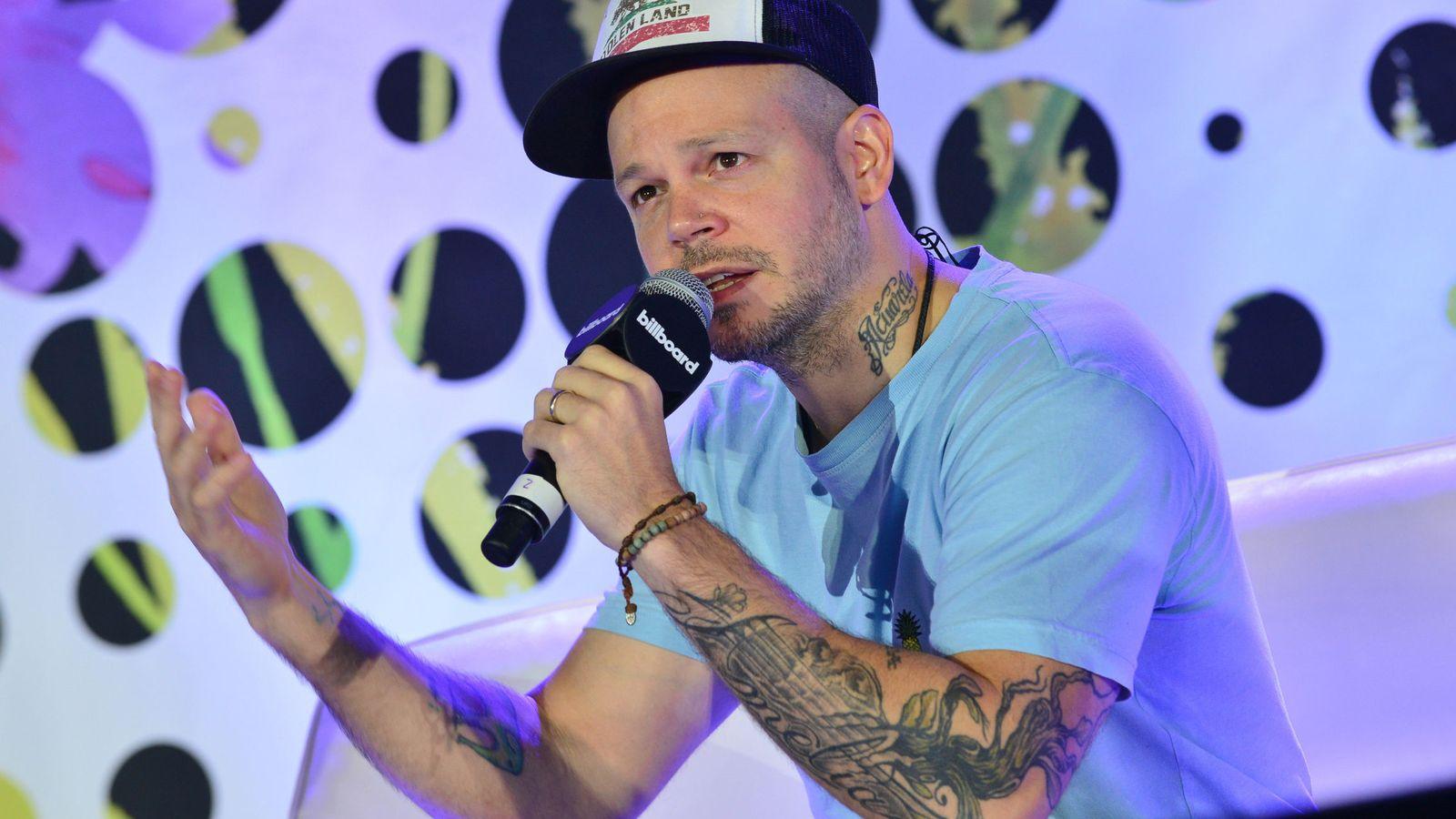 Foto: - El cantante puertorriqueño René Pérez, conocido como 'Residente' (Efe)