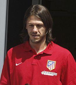Foto: Martin Demichelis se convierte en nuevo jugador del Atlético de Madrid