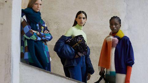 Un bolso original, abrigo college y bufanda elegante: novedades low cost para el frío