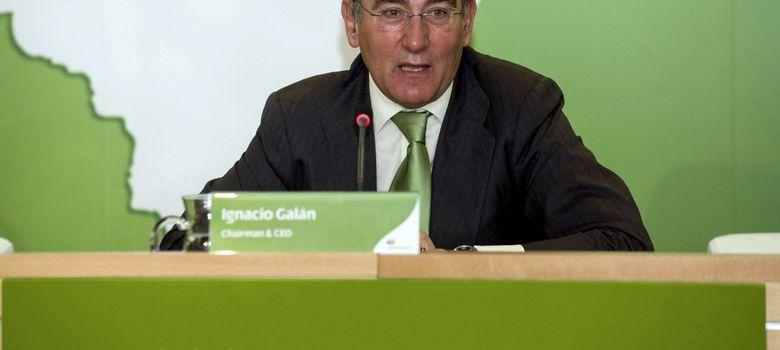 Foto: Fotografía facilitada por Iberdrola de su presidente, Ignacio Sánchez Galán. (EFE)