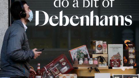 Los grandes almacenes Debenhams entran en liquidación: 12.000 empleos en el aire