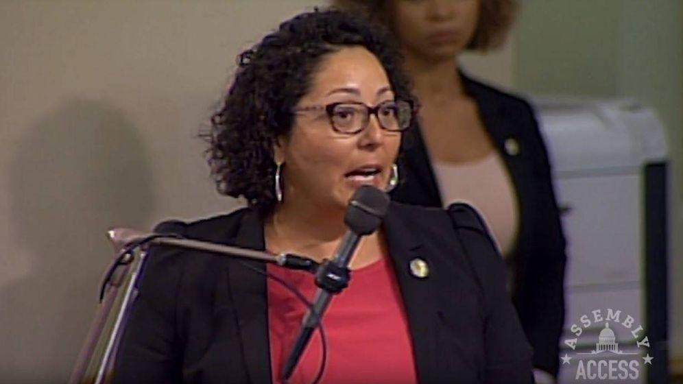 Foto: Cristina García, legisladora de la Asamblea de California, ha sido acusada por abuso sexual.