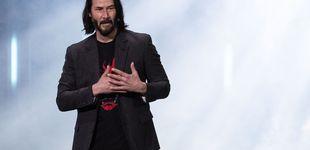 Post de Otra razón para adorar a Keanu Reeves: posa en las fotos sin tocar a las mujeres