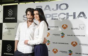 Blanca Romero y Yon Gonzalez 'Bajo sospecha'