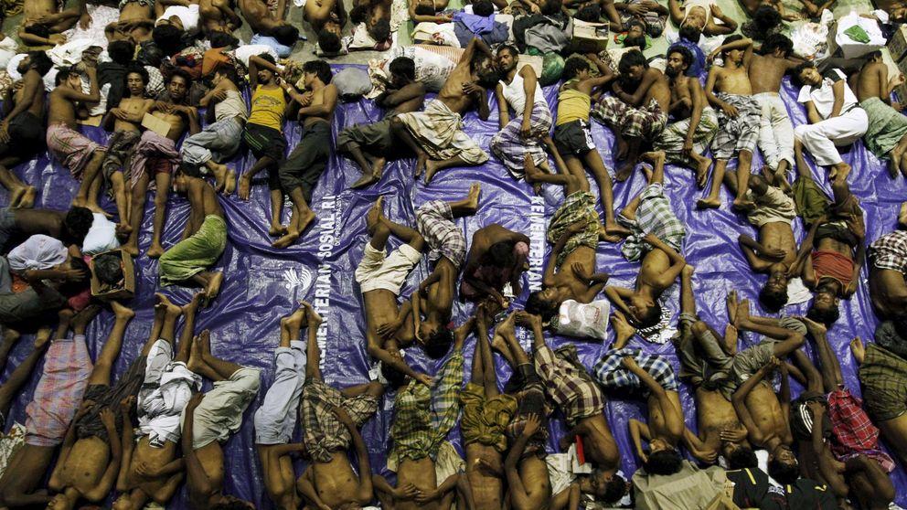 Cómo Tailandia se ha convertido en el centro de la trata de personas de Asia