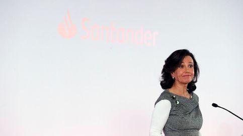 Dividendo, capital y recortes, claves del nuevo plan estratégico del Santander