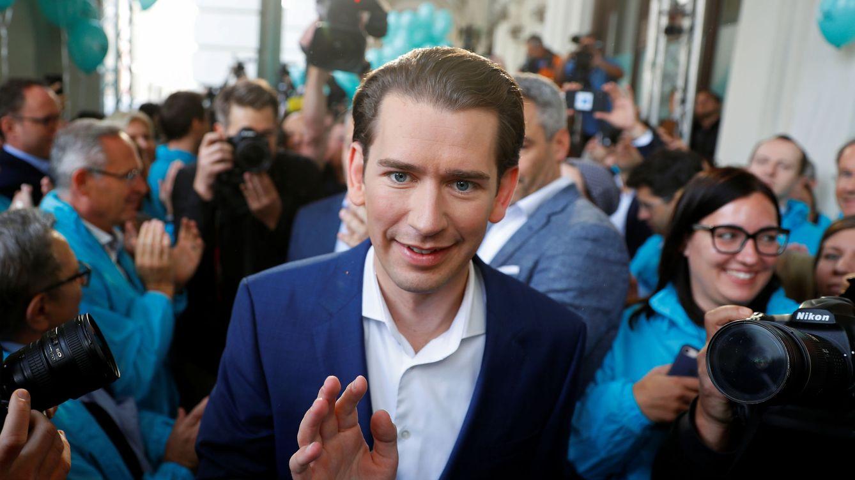 Kurz vuelve a ser favorito en las elecciones austriacas, marcadas por el caso Ibiza