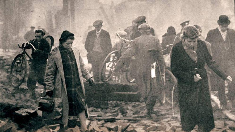 Foto: Europa, 1945