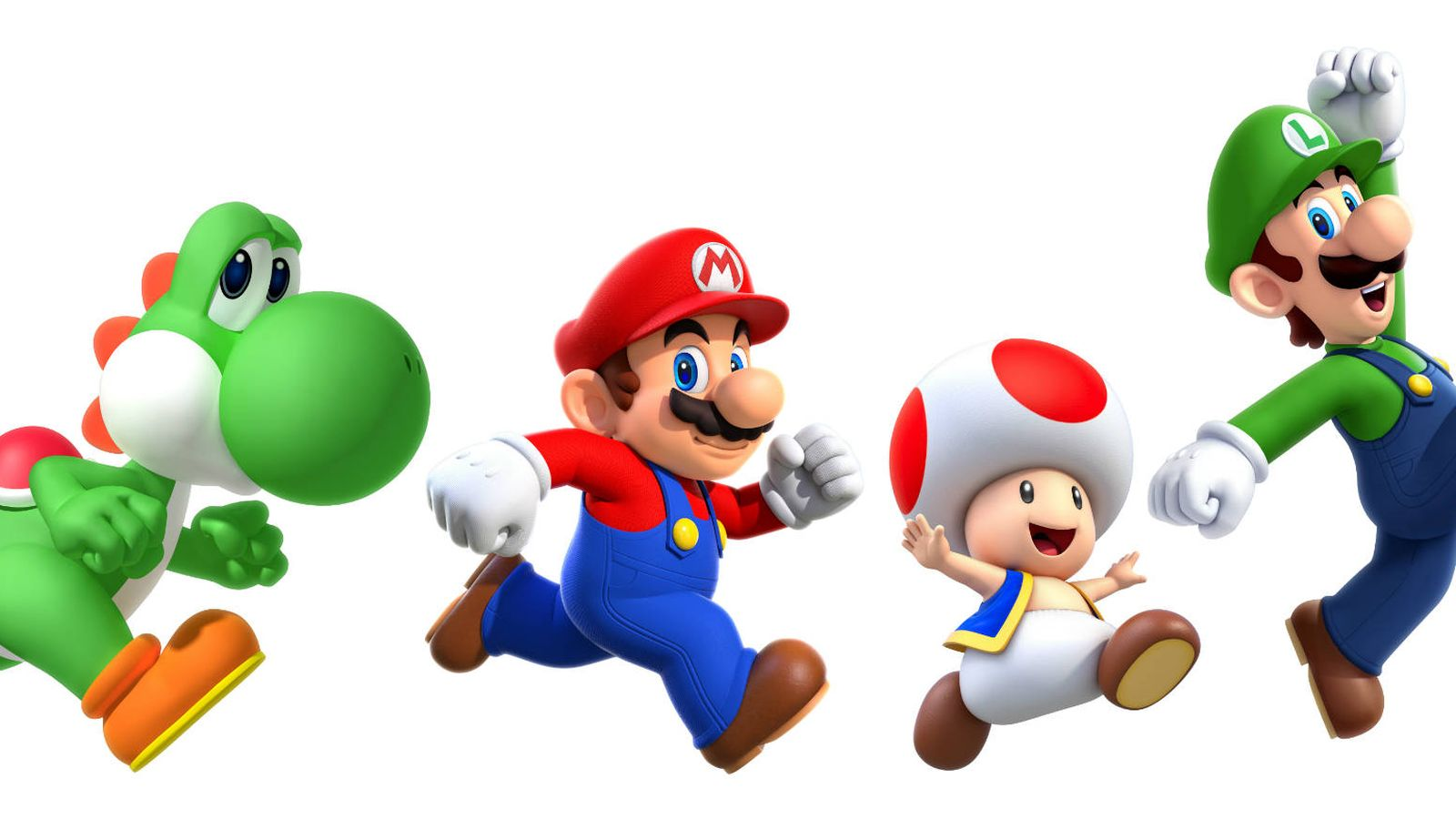 Foto: Super Mario Run. (Nintendo)