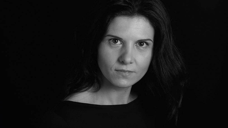 Isabel Naveira en una de las imágenes de su book personal. (IN)