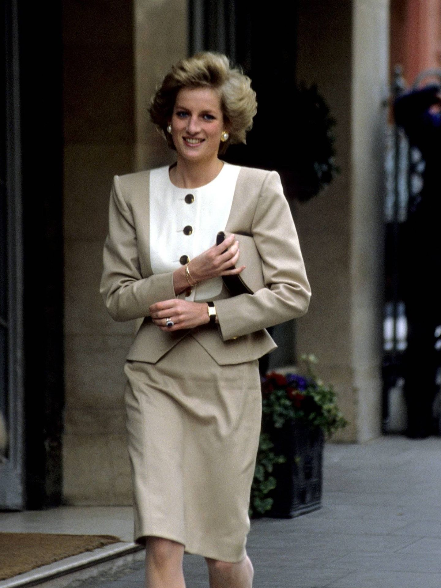 Lady Di, en una imagen de archivo. (Cordon Press)