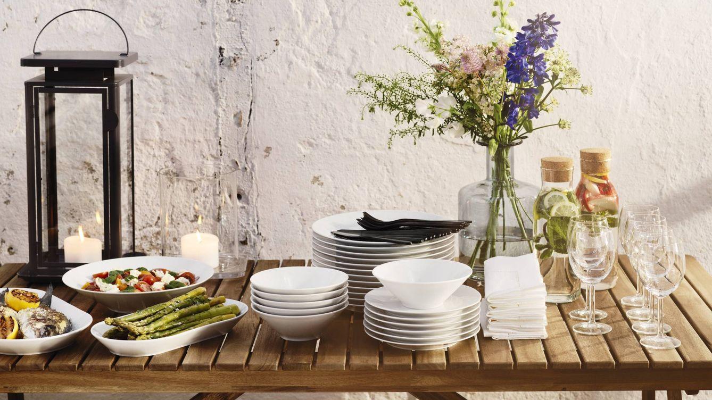 Ikea no solo viste tu mesa, también llena tus platos con estas recetas saludables