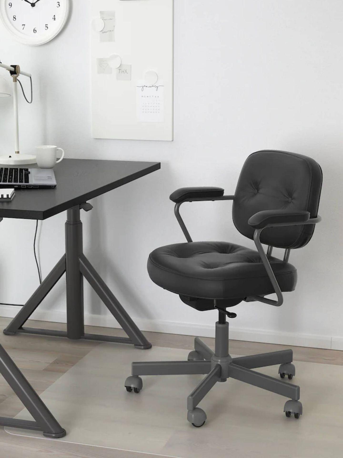 La silla de trabajo más buscada de Ikea ha vuelto. (Cortesía)