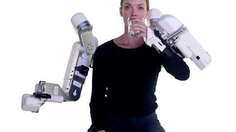 Desarrollan un exoesqueleto para las terapias físicas tras un ictus