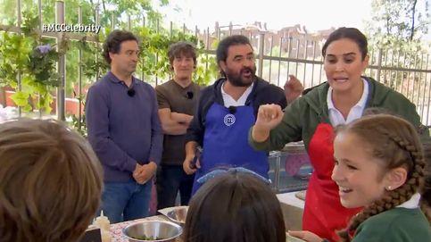 'El Sevilla' pierde los nervios y llora tras la peor bronca de 'MasterChef Celebrity'