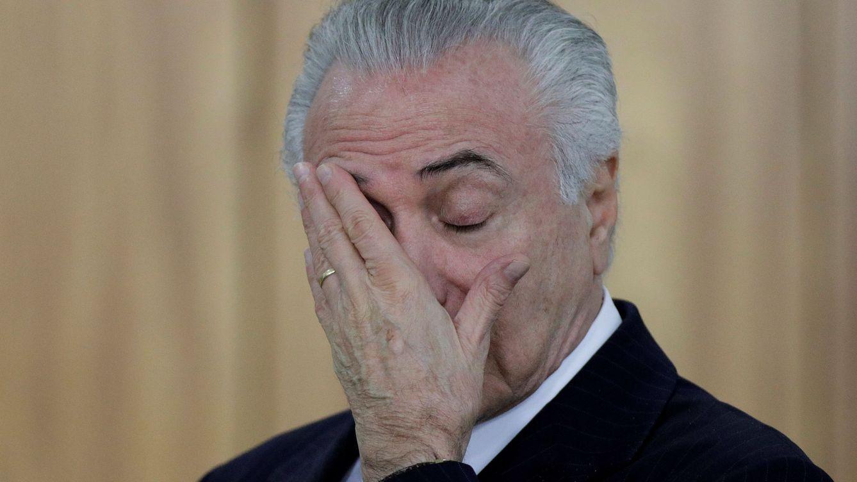 La Fiscalía brasileña denuncia a Temer ante el Supremo por corrupción pasiva