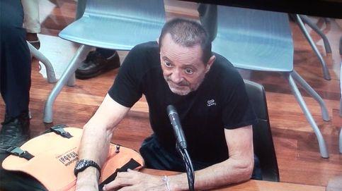 Un demacrado Julián Muñoz abandona el hospital entre fuertes medidas de seguridad