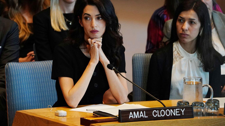 Amal Clooney, en una imagen de archivo. (Reuters)