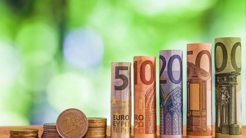 Foto: Billetes de euro. (iStock)