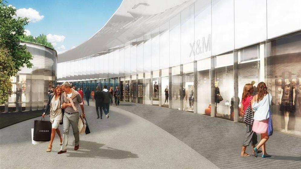 Foto: La elegancia de los centros comerciales ya está aquí: luz verde a Open Sky y The Village