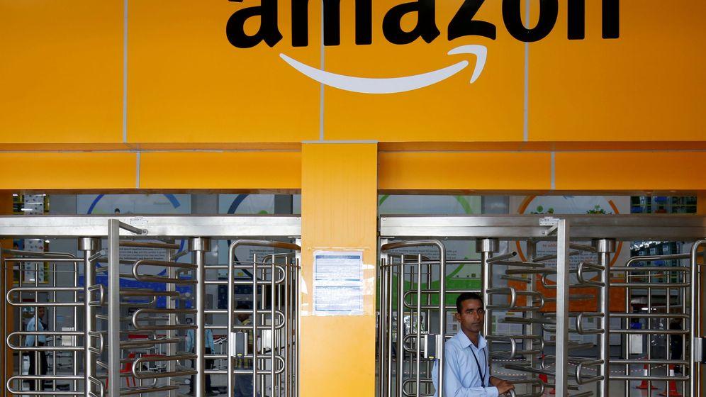 Foto: Sede de Amazon (Reuters)