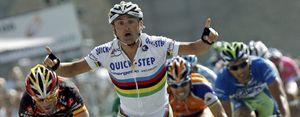 Bettini gana la etapa y Chavanel es nuevo líder