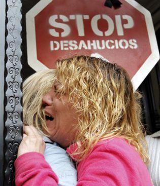 Foto: Sólo familias vulnerables y con renta menor a 19.200€ podrán paralizar los desahucios