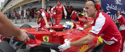 """Mejorar el ritmo en calificación, """"prioridad"""" para Ferrari"""