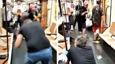 Detenido el supuesto agresor de un sanitario que le pidió que llevara mascarilla en el metro
