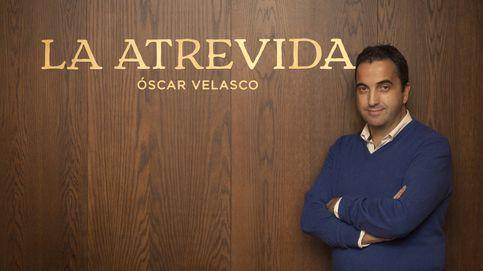 Óscar Velasco se 'atreve': el chef de Santceloni se salta la etiqueta