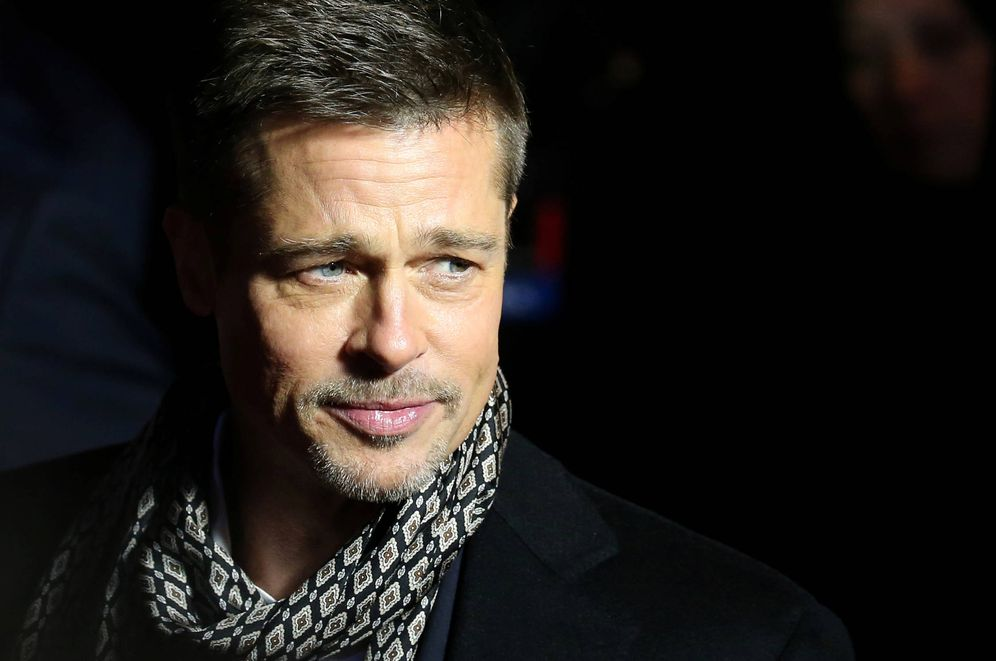 Foto: Brad Pitt en una imagen de archivo. (REUTERS)