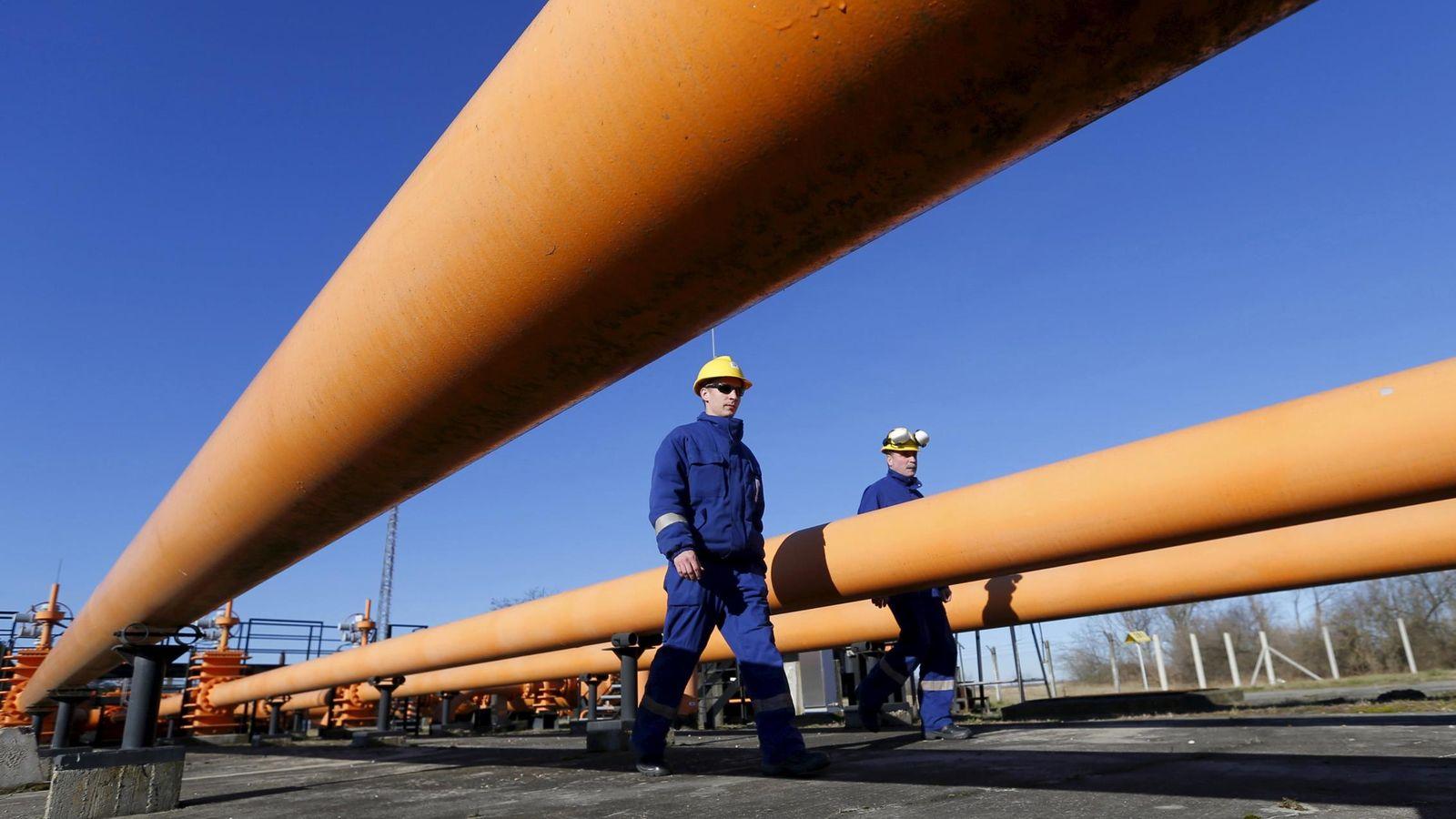 Foto: Foto de archivo de una red de gas.  (Reuters)