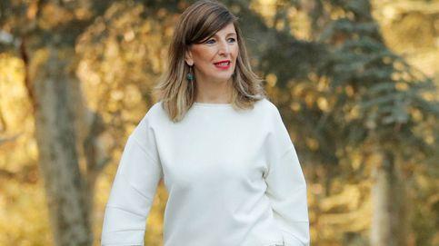 La progresiva sofisticación de Yolanda Díaz, historia de un cambio de look