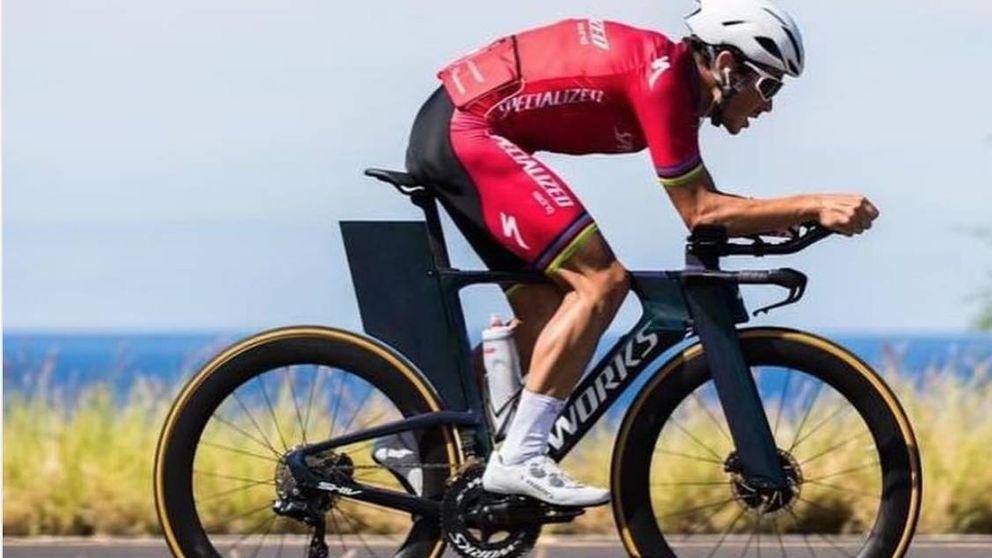 La revolucionaria bici de Gómez Noya para el Ironman de Hawái con un alerón mágico