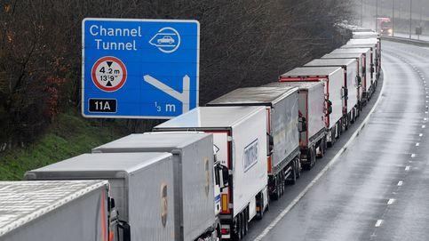 La mutación del virus colapsa la entrada de mercancías en UK y anticipa el caos del Brexit