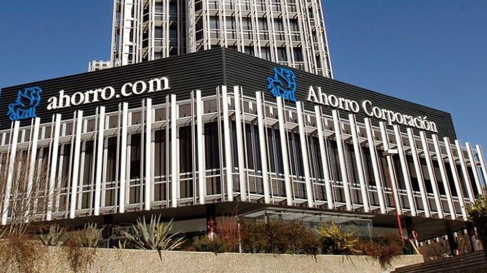 Foto: Imagen de la sede de Ahorro Corporación