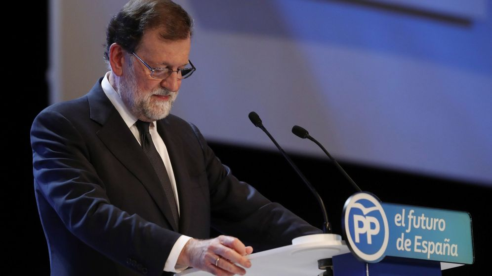 Foto: El presidente del PP, Mariano Rajoy. (EFE)