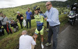 Contador y el Tour, un romance que se convirtió en un camino de espinas