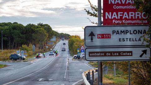 Cierre perimetral de Navarra