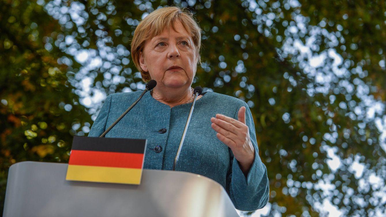 Foto: Angela Merkel. (Getty)