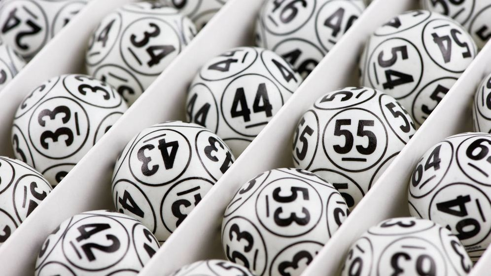 Foto: Bolas de lotería. (iStock)