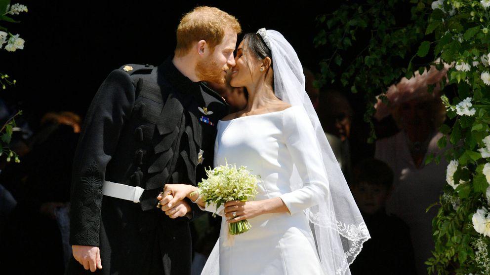 El vídeo con los mejores momentos de la boda de Harry y Meghan Markle