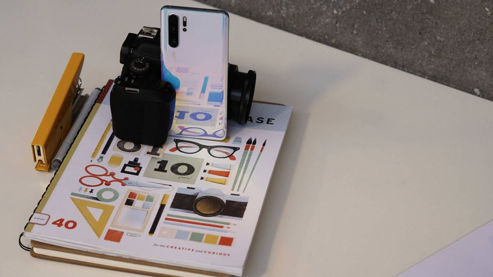 Foto: El Huawei P30 Pro vuelve a apostar casi todo a la fotografía. (M. Mcloughlin)