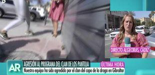 Post de Brutal agresión a un equipo de 'Ana Rosa' por parte del clan Pantoja