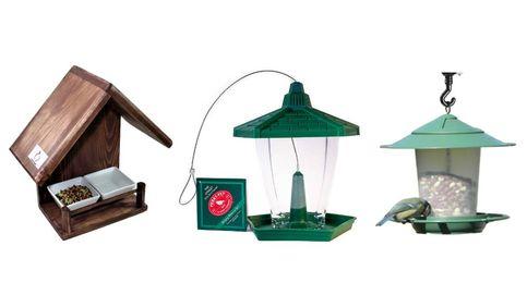 Los mejores comederos para pájaros para jardín, terraza o balcón