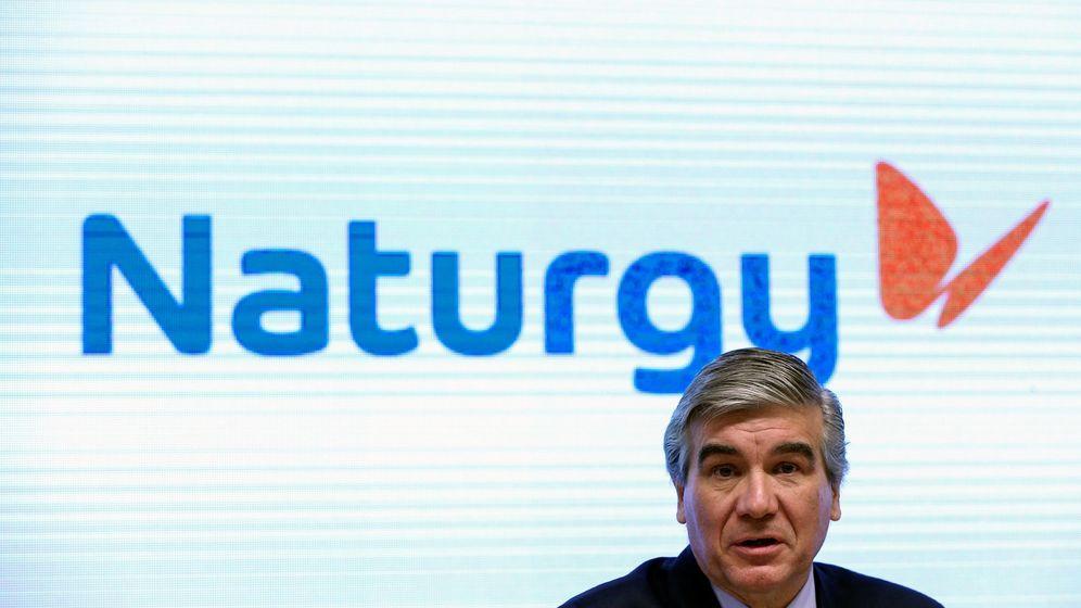 Foto: El presidente de Naturgy, Francisco Reynés, en un acto de la compañía. (EFE)