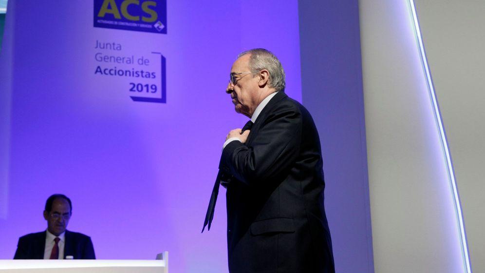 Foto: Florentino Pérez. (EFE)
