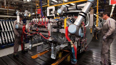 La producción industrial de mayo repunta un 14,7% tras tres meses de desplomes