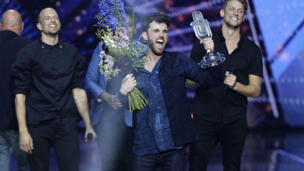 Foto: Países Bajos, ganador de Eurovisión 2019. (EFE)